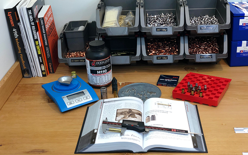 An Introduction to Reloading